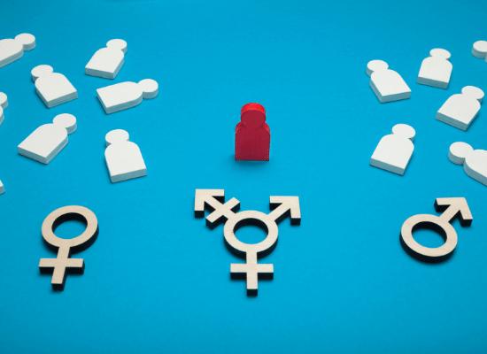 איור ביסקסואליות - Bisexuality