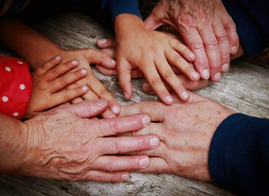 טיפול משפחתי, תמיכה מבני הבית